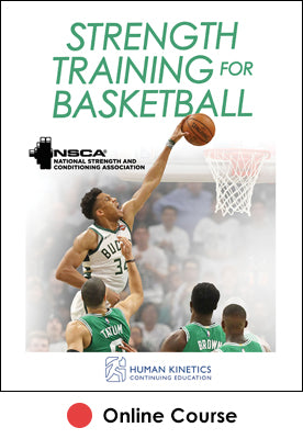 Strength Training for Basketball Online CE Course