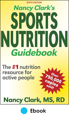 Nancy Clark's Sports Nutrition Guidebook 6th Edition epub