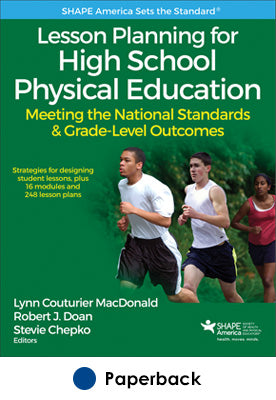 Lesson Planning for High School Physical Education With Web Resource