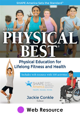 Physical Best Web Resource-4th Edition