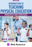 Introduction to Teaching Physical Education Web Resource-2nd Edition