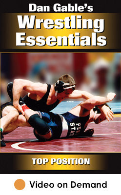 Dan Gable's Wrestling Essentials: Top Position Video on Demand-HK