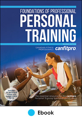 Foundations of Professional Personal Training 2nd Edition PDF With Web Resource