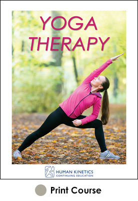 Yoga Therapy Print CE Course
