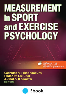 Measurement in Sport and Exercise Psychology PDF With Web Resource