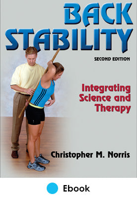 Back Stability 2nd Edition PDF