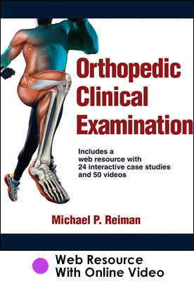 Orthopedic Clinical Examination Web Resource With Online Video