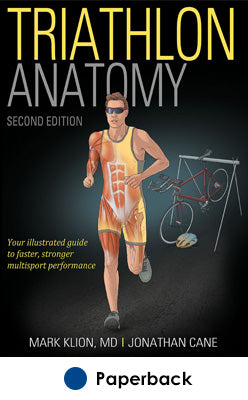 Triathlon Anatomy-2nd Edition