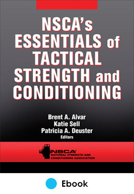 NSCA's Essentials of Tactical Strength and Conditioning PDF