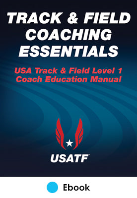 Track & Field Coaching Essentials PDF