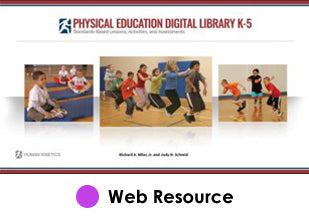 Physical Education Digital Library K-5
