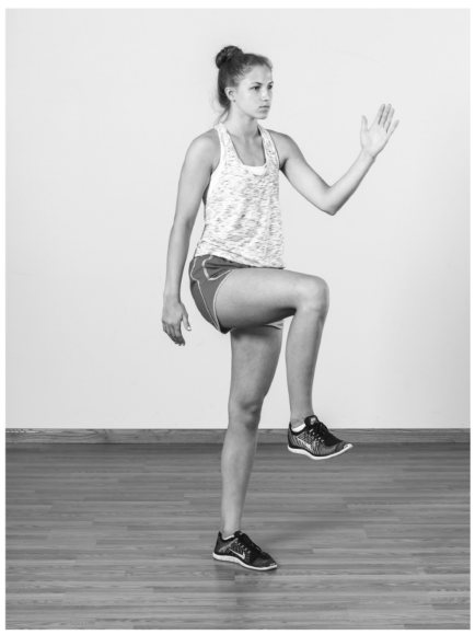 Figure 5.67 Single-Leg Knee Flexion
