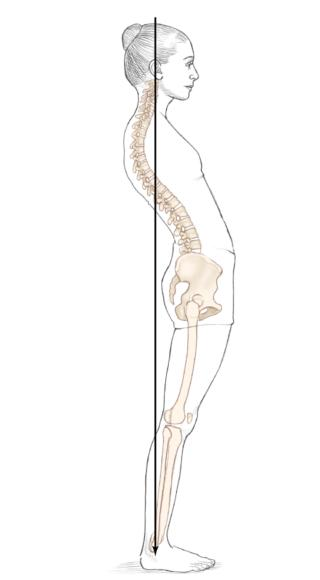 Figure 2.13 Fatigue posture.
