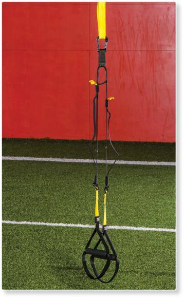 Figure 7.2 Suspension trainer with adjustable handle.