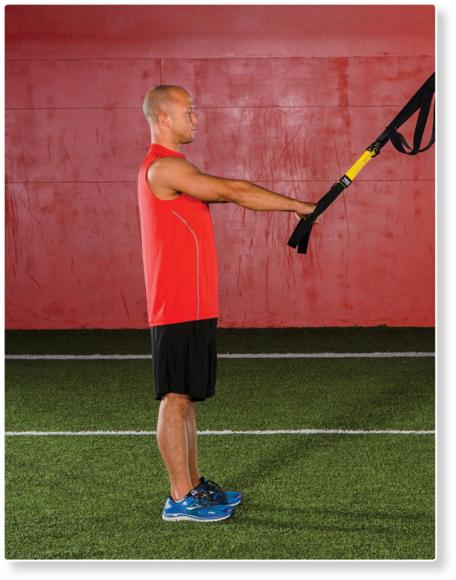 Figure 7.3 Prone grip (overhand).