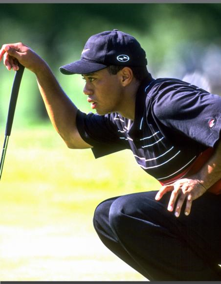 Tiger Woods was one of the most popular athletes in American sport in the late 1990s. His success on the golf course earned him millions of dollars in prize money and endorsement deals.