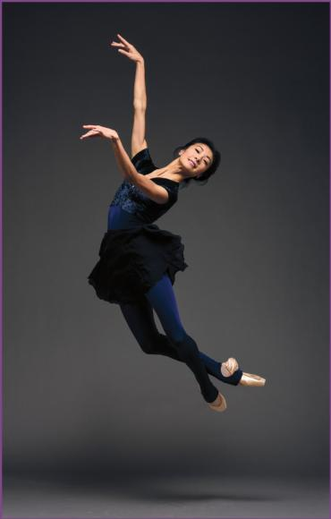 San Francisco Ballet, Richard C. Barker Principal Dancer (2002) Yuan Yuan Tan.