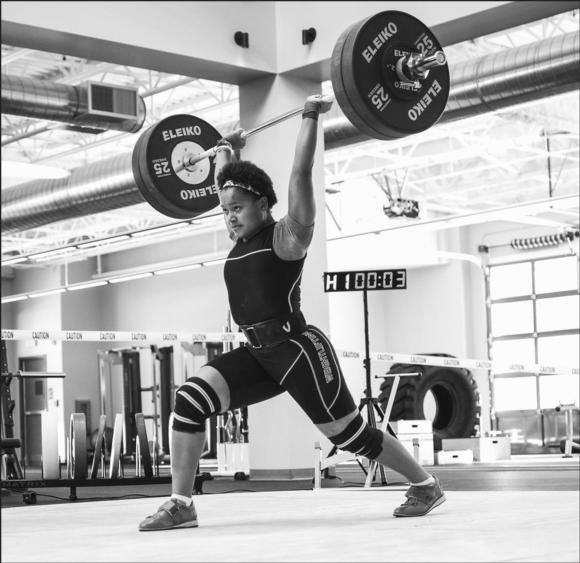 Research shows that young athletes who compete in weightlifting have higher bone densities than children who do not use weights.