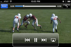 Go Coach Football Screenshot 1