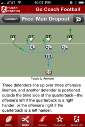 Go Coach Football Screenshot 3
