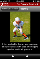 Go Coach Football Screenshot 4