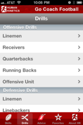 Go Coach Football Screenshot 5