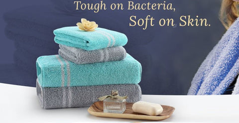 quick dry cotton bath towels