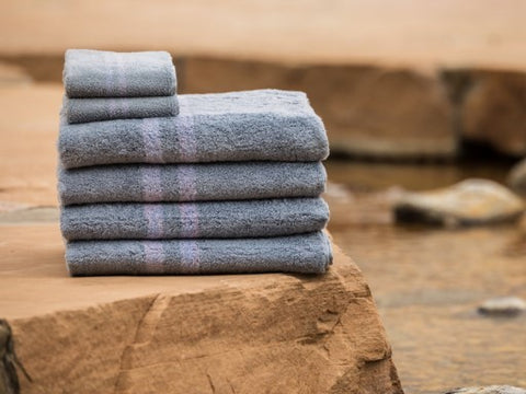 Mizu Smart Bath Towel