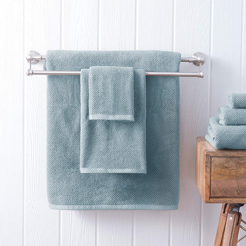 Welhome Franklin Textured Towel Set of 6