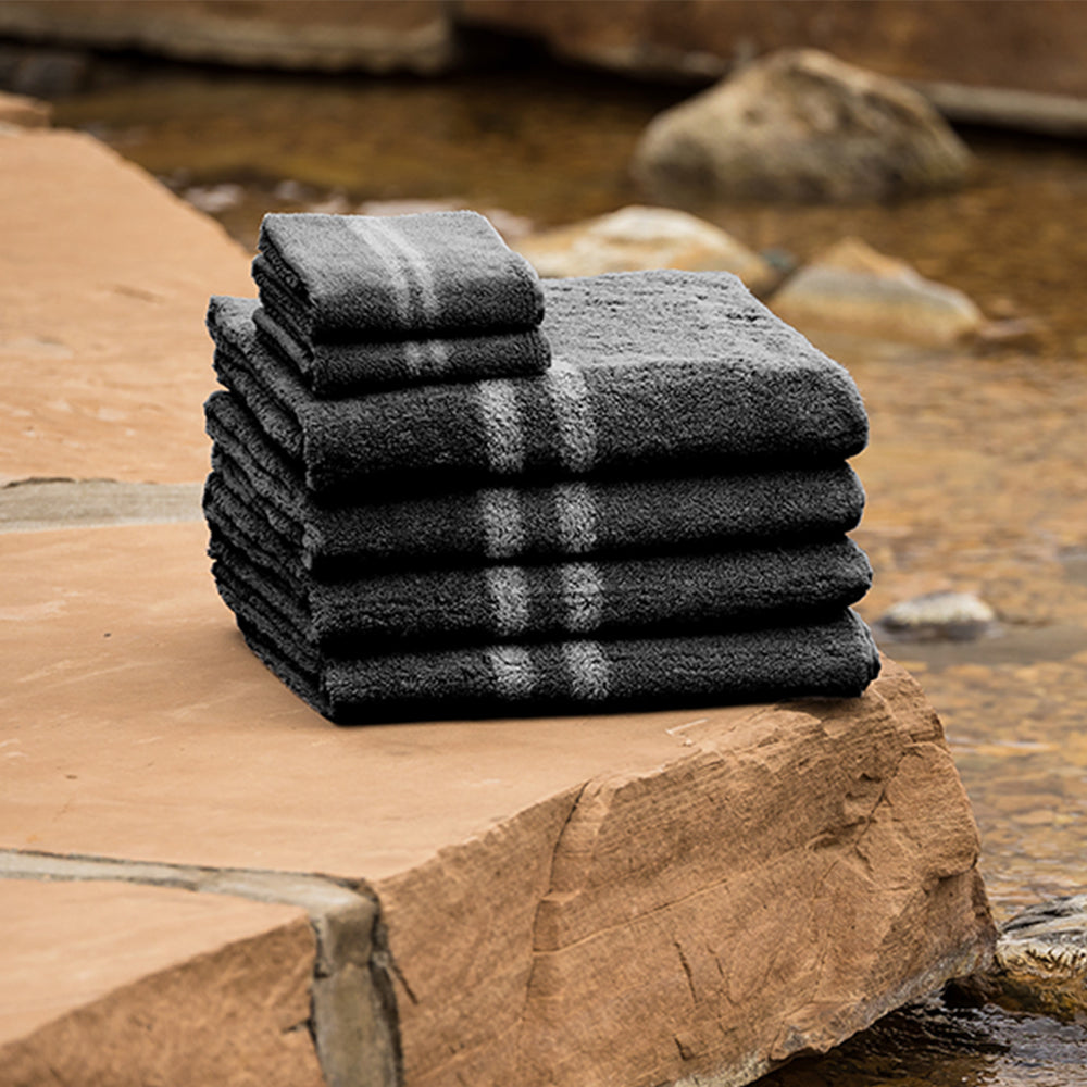 6x Smart Towel Set