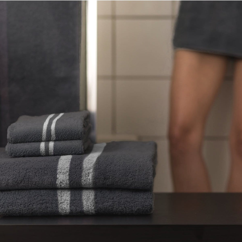 Mizu Durable Hand Towels and Bath Towels