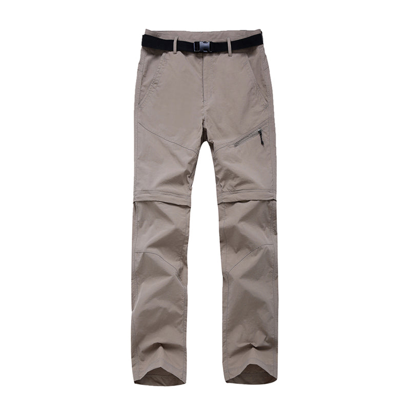 Women's Quick Dry Zip-Off Pants