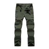 Lightweight Zip-Off Hiking Trousers