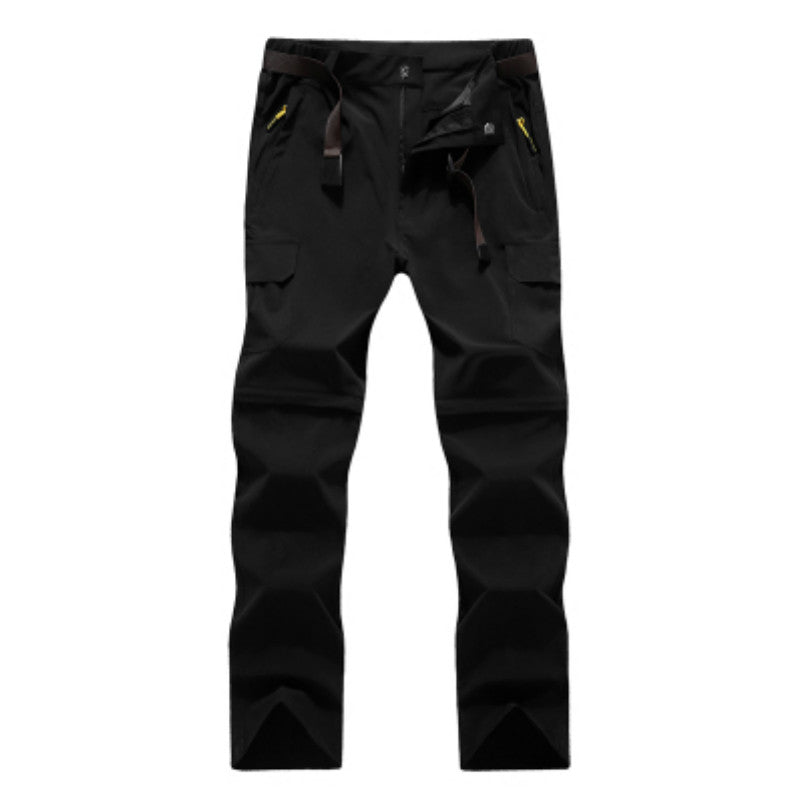 Lightweight Zip-Off Hiking Pants