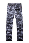 Hiking Action Camo Waterproof Thermal Trousers