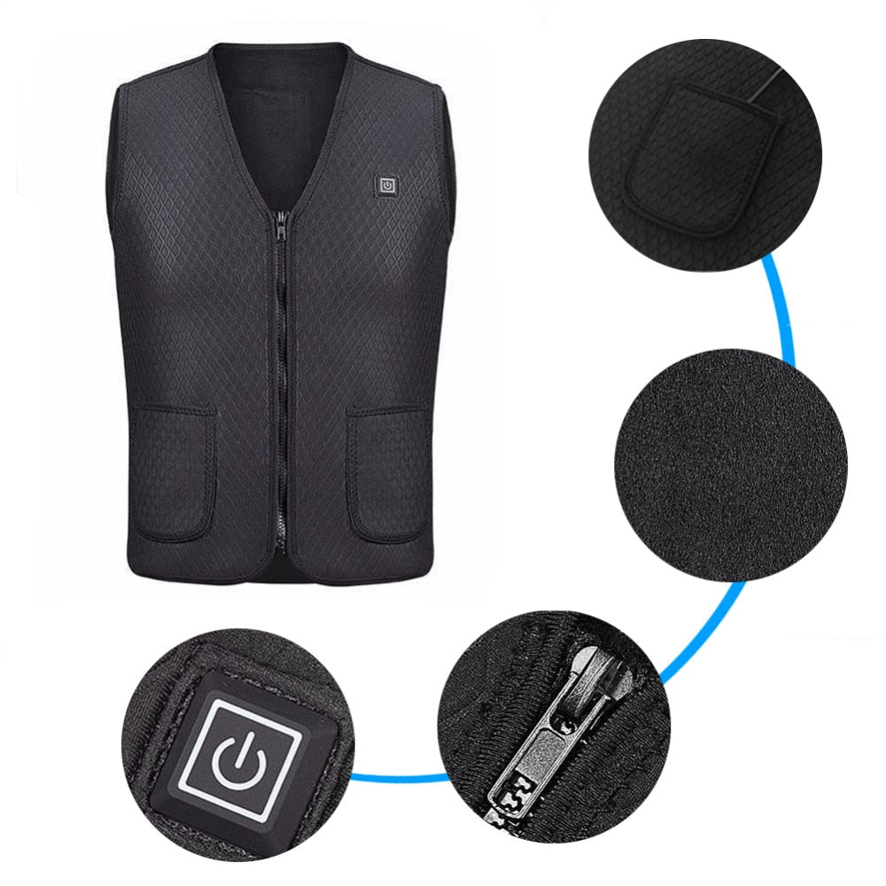 Thermal Heated Vest