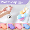 PortaSoap - Hand Washing Paper 5 Boxes (100 Sheets)