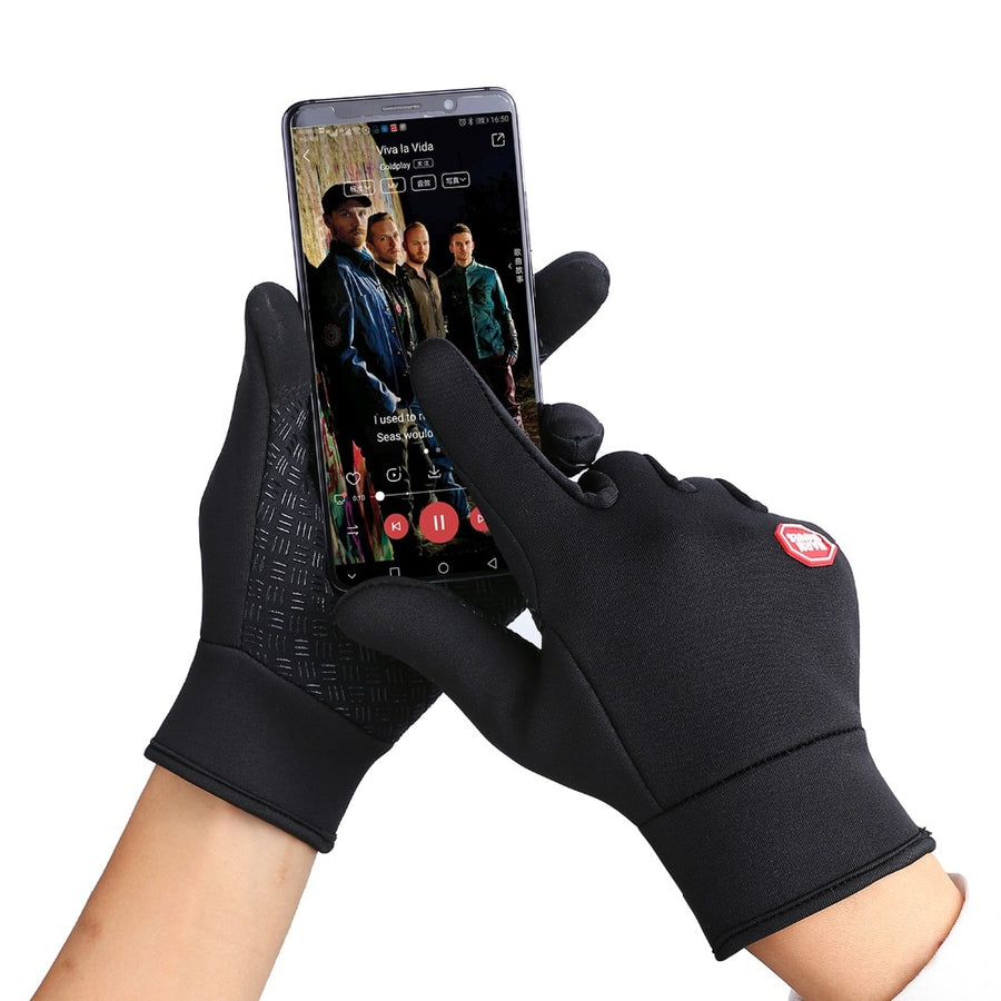 Waterproof Winter Smartphone Gloves
