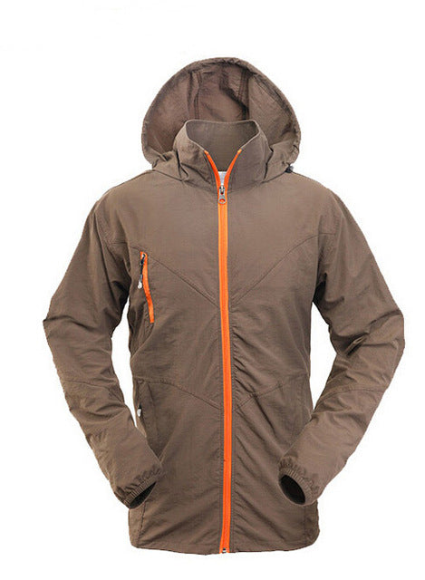 Men's Thin Windproof Jacket