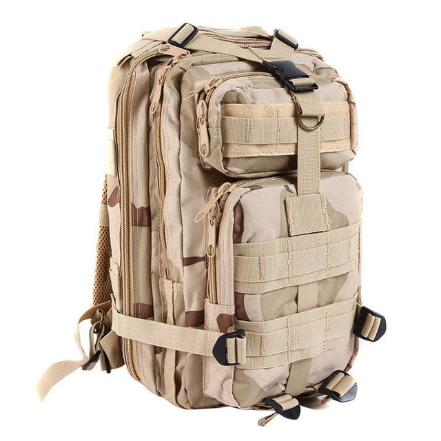 Tactical Waterproof Backpack