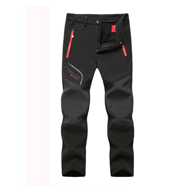 Hiking Action Insulated Waterproof Pants