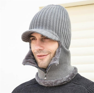 Rambler Thermal Zipped Hood