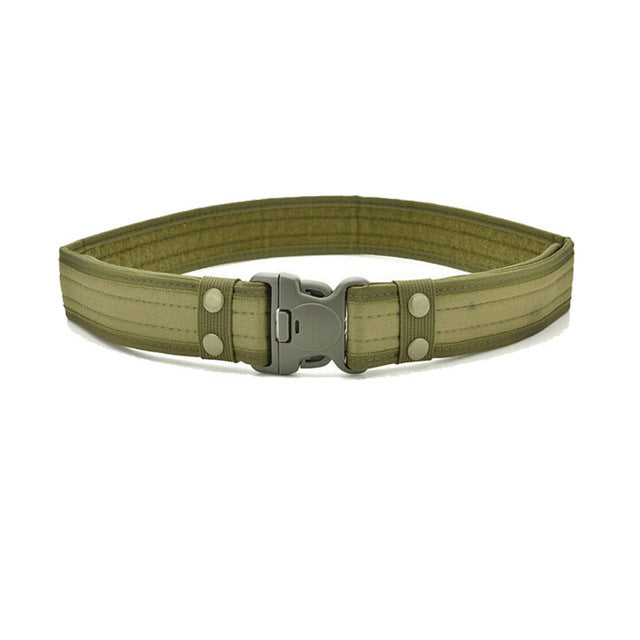 Tactical Hiking Belt