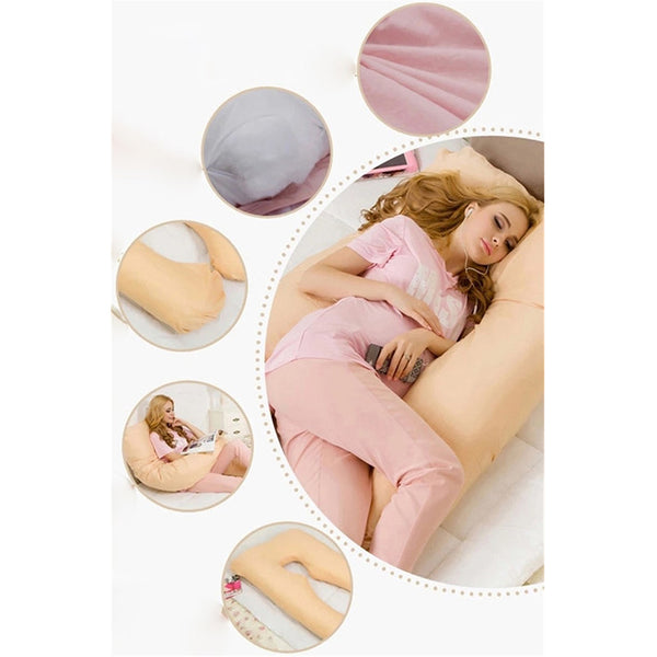 Comfortable Pregnancy Pillow Side Sleepers Protect Your Baby While