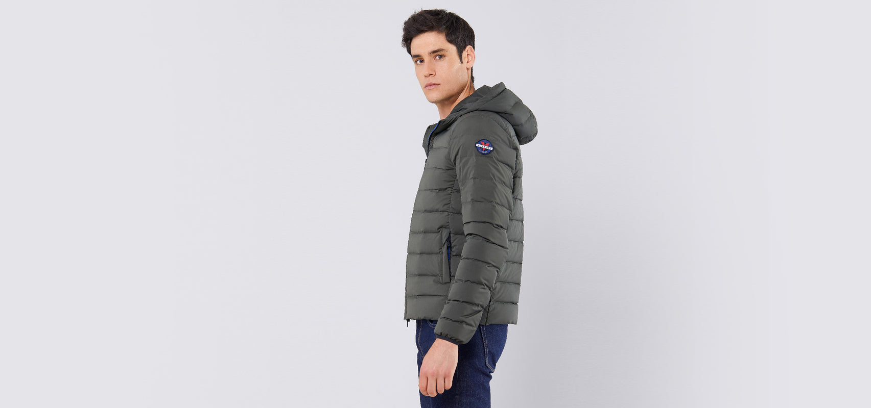 CASTING DOWN JACKET
