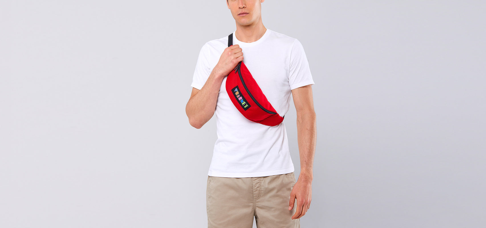 RETRO LOGO HIP BAG