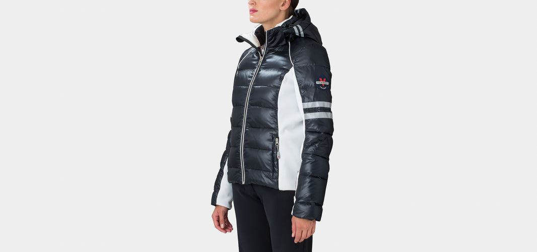 HIELO LIGHT DOWN SKI JACKET