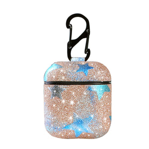 Airpods Protective Case in Glitters Stars