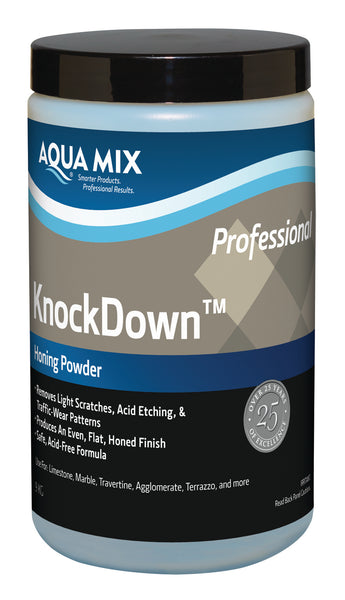 Aqua Mix Knockdown - Honing Powder - 2 lb