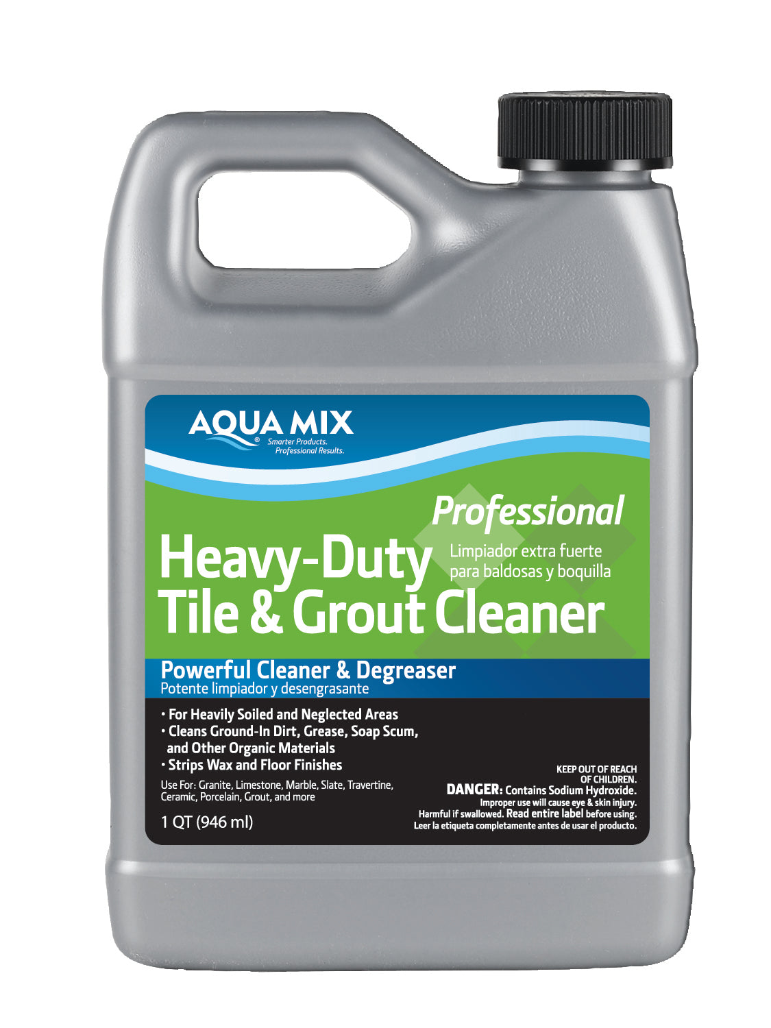 Aqua Mix Heavy Duty Tile and Grout Cleaner